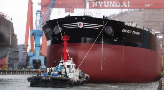 Propulsion Analytics engine diagnostics technology onboard a large Suezmax tanker