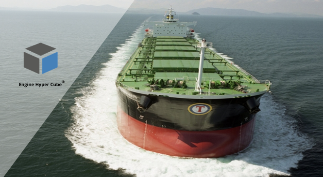 "Engine Hyper Cube® fleetwide at Tsakos Columbia Shipmanagement (""TCM"") S.A."